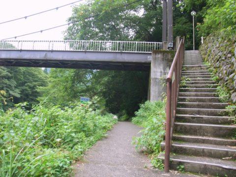 多摩川神路橋