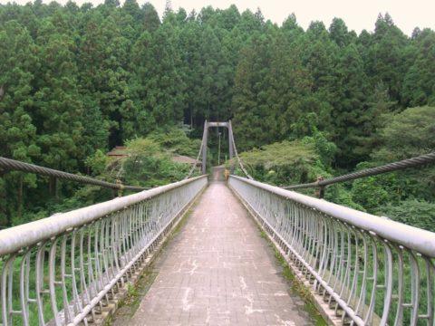 御岳山神路橋