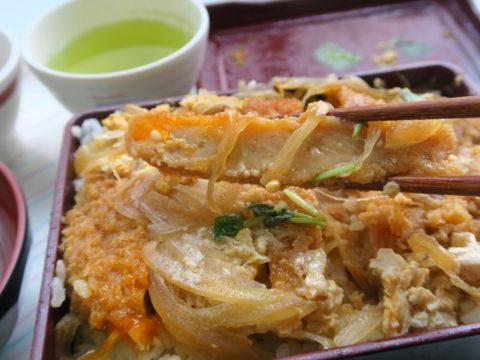 気象庁食堂カツ丼