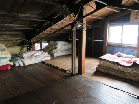 鍋割山荘宿泊