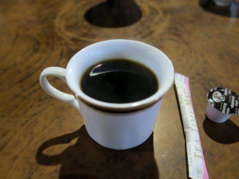 鍋割山荘コーヒー