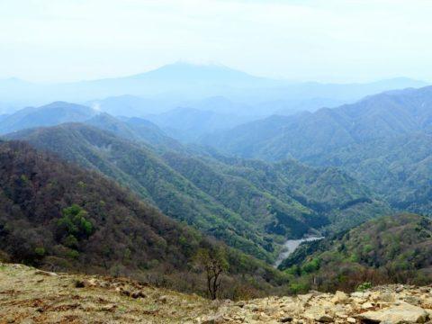 塔ノ岳景色