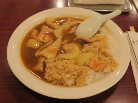 香妃園咖喱肉飯