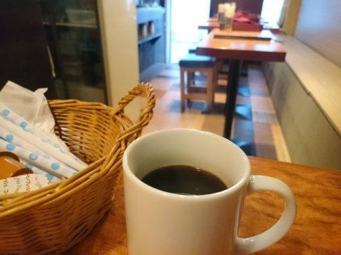新橋幸正ランチコーヒー
