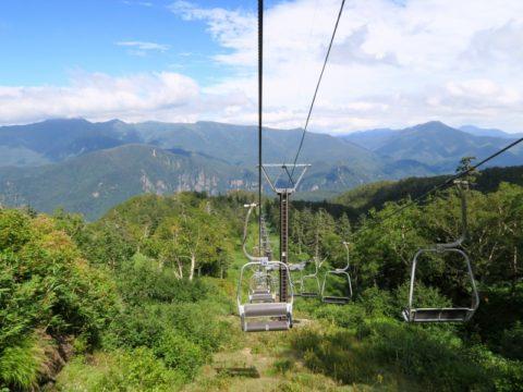 黒岳リフト