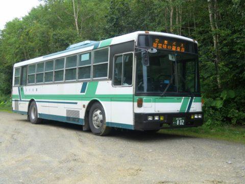 大雪山赤岳登山バス