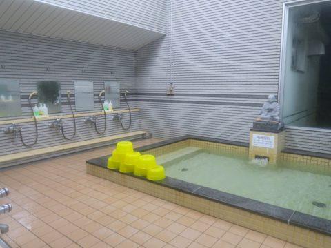 最御崎寺へんろセンター風呂