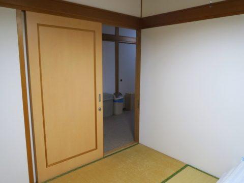 岩本寺宿坊部屋