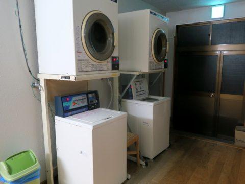 岩本寺宿坊洗濯機