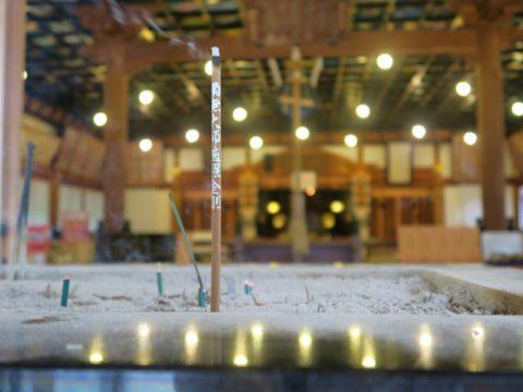 岩本寺本堂香炉