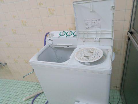 金剛福寺宿坊洗濯機
