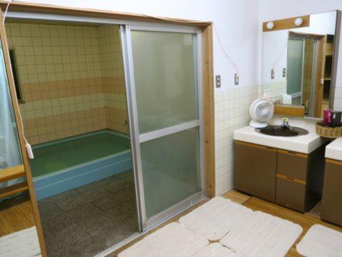 金剛福寺宿坊風呂