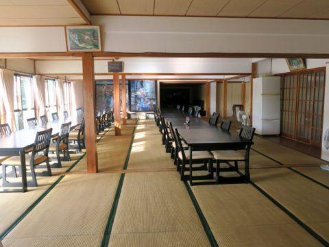 金剛福寺宿坊食堂