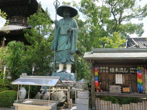 立江寺大師像