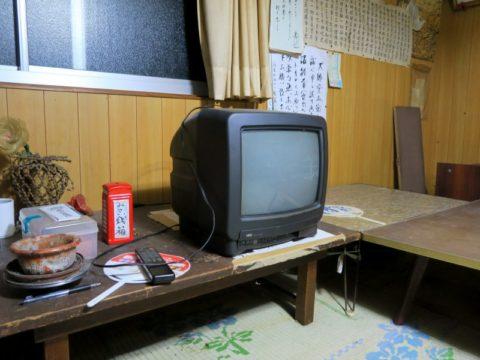 堂山大師通夜堂テレビ