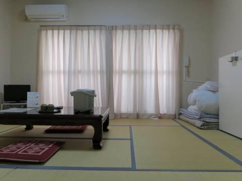 香川きららの宿和室