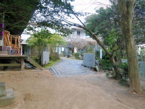 仙遊寺本堂宿坊