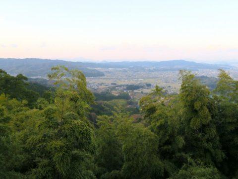 仙遊寺今治景色