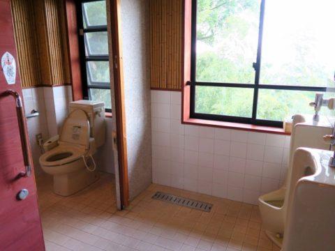 創心舎トイレ