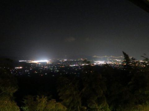 仙遊寺今治夜景