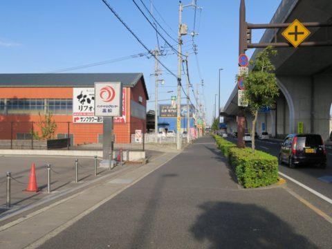 国道11号線香川県善根宿