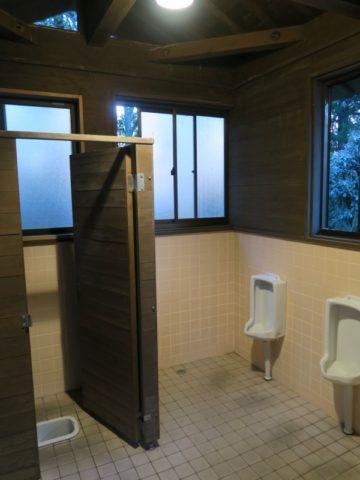 雲辺寺トイレ