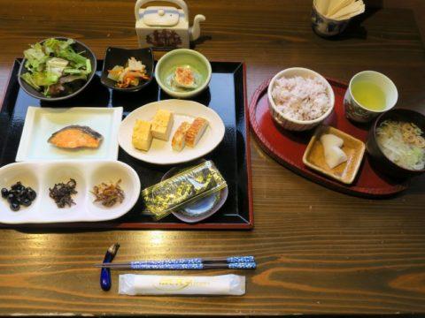 愛媛湯之谷温泉朝食