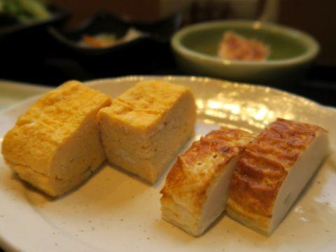 愛媛湯之谷温泉朝食かまぼこ
