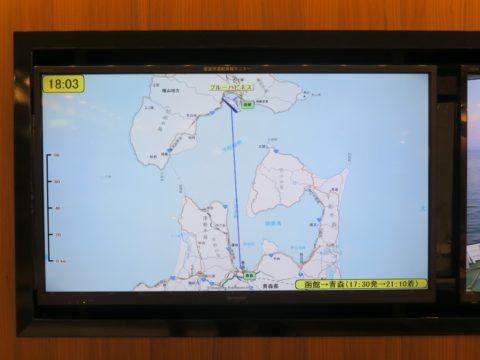 津軽海峡フェリー航路