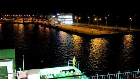 津軽海峡フェリー青森港フェリーターミナル