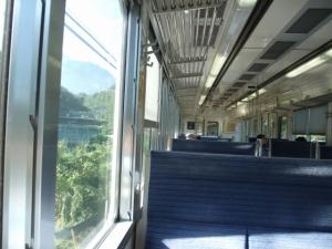 西武池袋線車窓