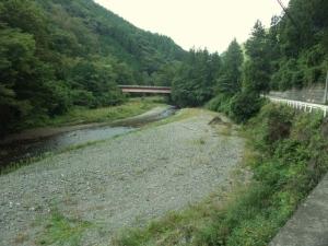 両神山小森川