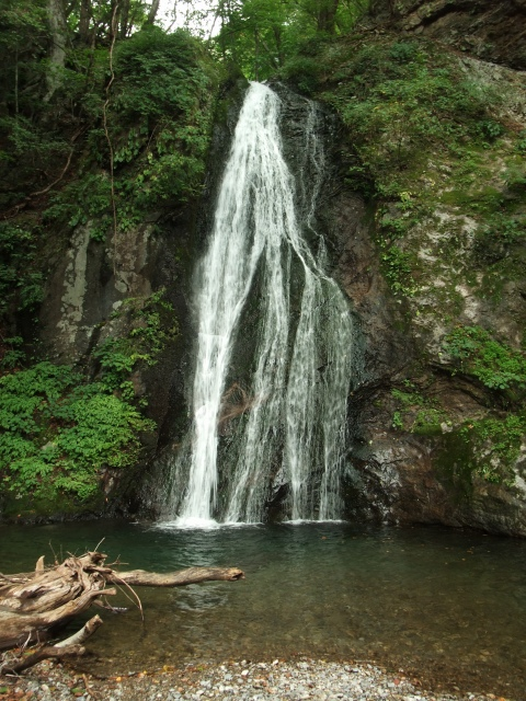 両神山昇竜ノ滝