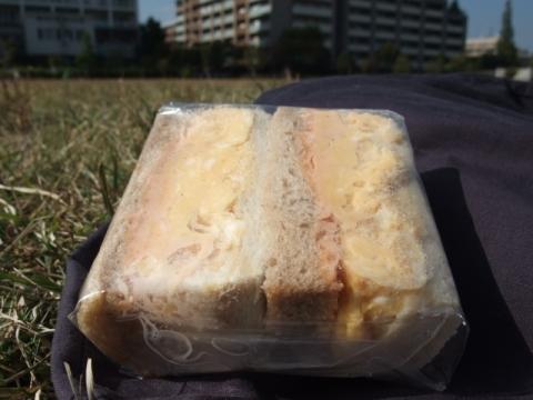 えだおね サンドイッチ