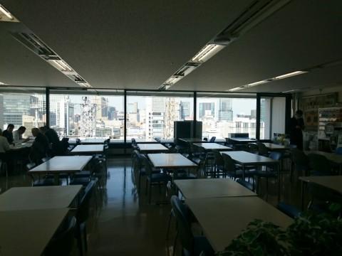 竹橋消防庁食堂