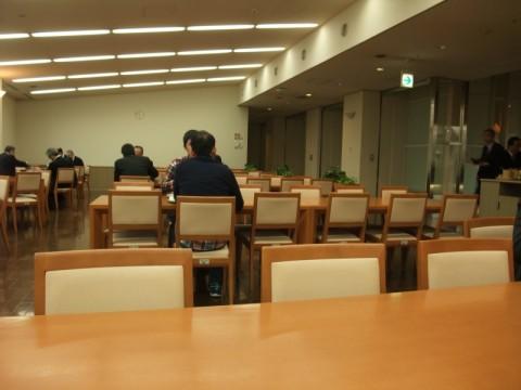 学術総合センター一橋講堂食堂