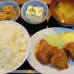 おきらく食堂竹橋店