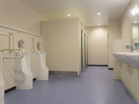 フェリーりつりんトイレ
