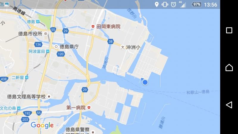 <東京→徳島>フェリーりつりんに乗船してきた